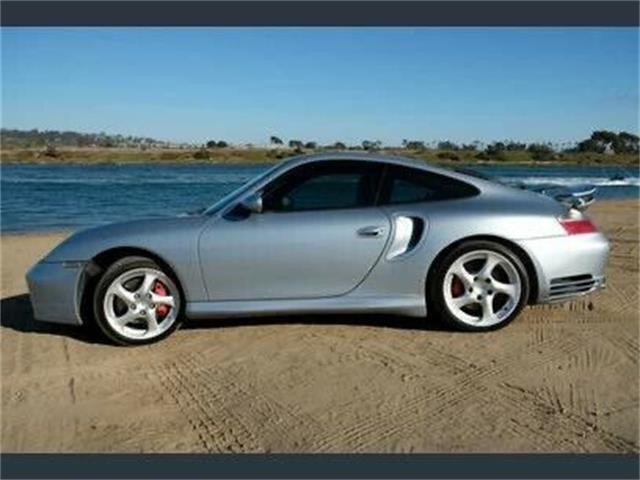 2001 Porsche 911 Turbo (CC-1495225) for sale in Cadillac, Michigan