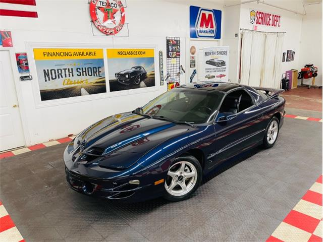 2001 Pontiac Firebird (CC-1490524) for sale in Mundelein, Illinois