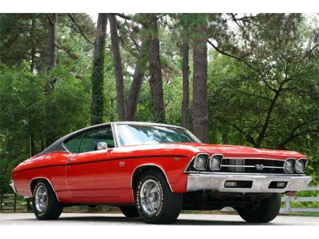 1969 Chevrolet Chevelle (CC-1490534) for sale in Cadillac, Michigan