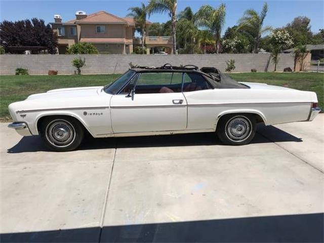 1966 Chevrolet Impala (CC-1490536) for sale in Cadillac, Michigan