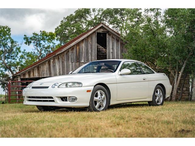 1997 Lexus SC400 (CC-1490540) for sale in Fredericksburg, Texas