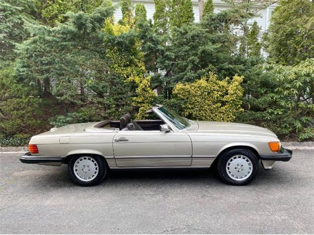 1988 Mercedes-Benz 560SL (CC-1490554) for sale in Cadillac, Michigan