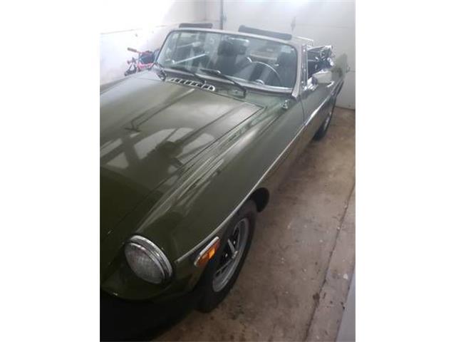 1975 MG MGB (CC-1490559) for sale in Cadillac, Michigan