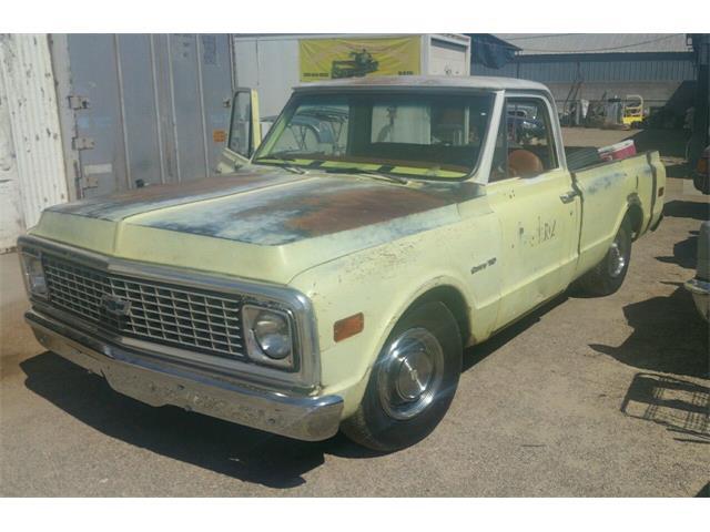1972 Chevrolet C/K 10 (CC-1490056) for sale in San Luis Obispo, California