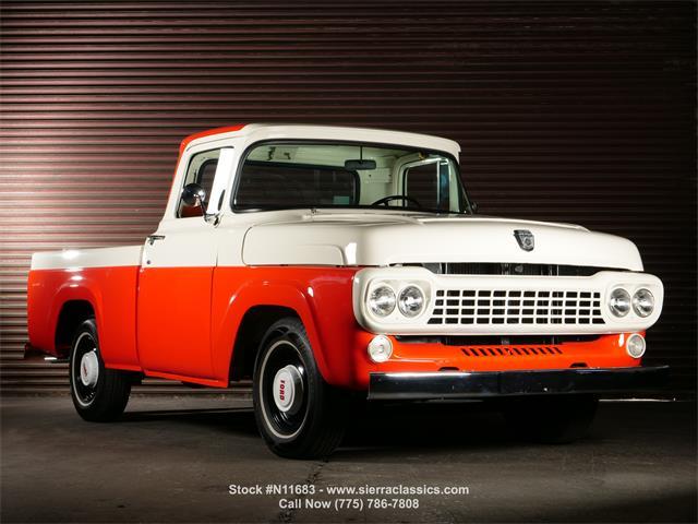 1958 Ford F100 (CC-1490562) for sale in Reno, Nevada
