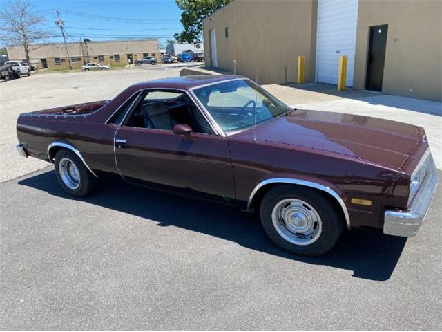 1985 Chevrolet El Camino (CC-1490565) for sale in Cadillac, Michigan