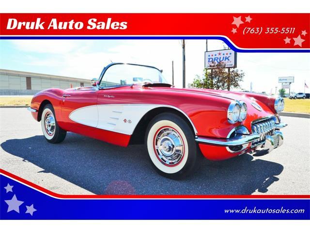 1959 Chevrolet Corvette (CC-1490583) for sale in Ramsey, Minnesota