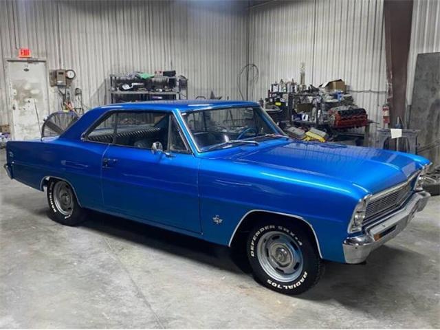1966 Chevrolet Nova (CC-1495997) for sale in Cadillac, Michigan