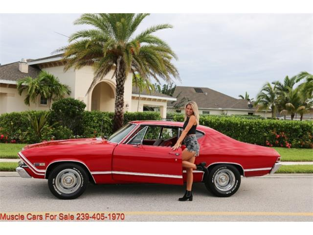 1968 Chevrolet Chevelle SS (CC-1490613) for sale in Fort Myers, Florida