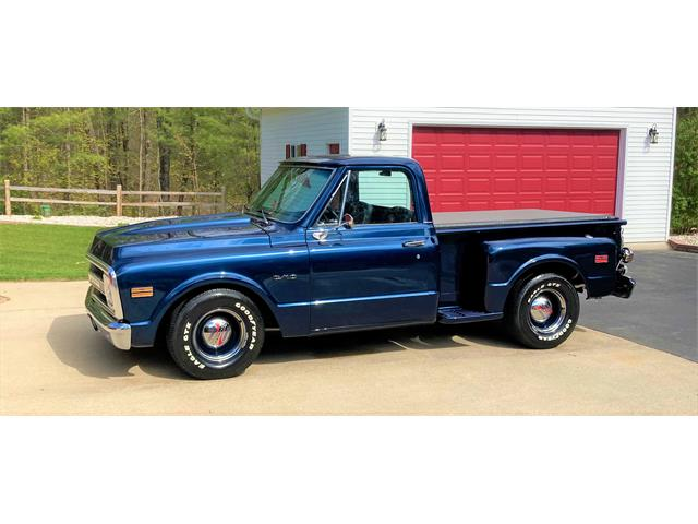 1970 Chevrolet C10 (CC-1490635) for sale in Green Bay, Wisconsin