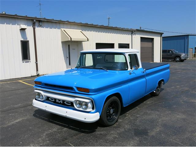 1960 GMC 1000 (CC-1490647) for sale in Manitowoc, Wisconsin