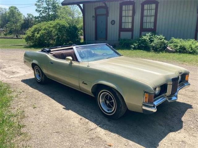 1971 Mercury Cougar (CC-1496472) for sale in Cadillac, Michigan
