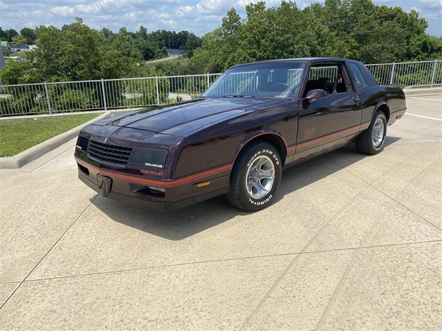1987 Chevrolet Monte Carlo SS (CC-1490652) for sale in Branson, Missouri