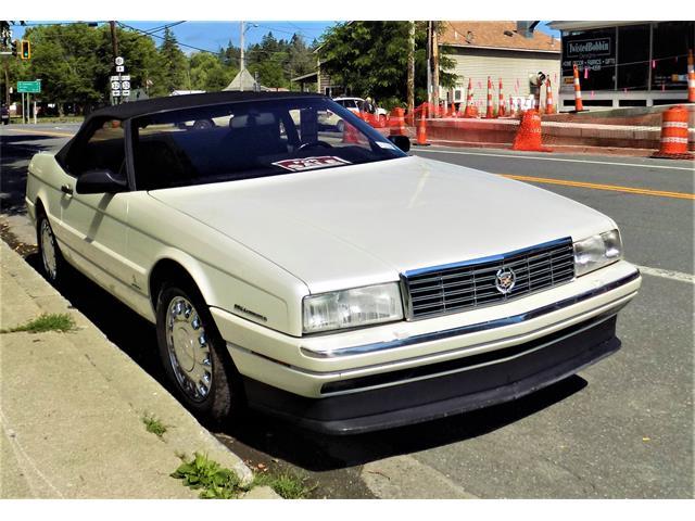 1993 Cadillac Allante (CC-1490666) for sale in Greenville, New York