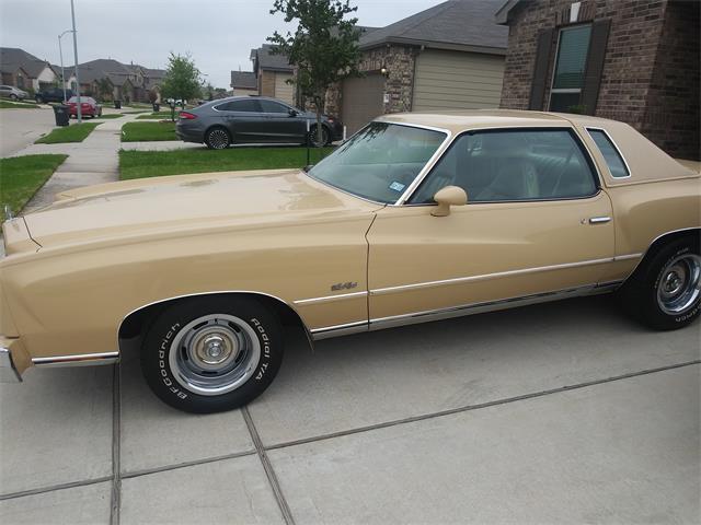 1977 Chevrolet Monte Carlo (CC-1490677) for sale in Katy, Texas