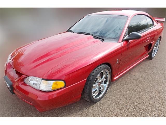 1998 Ford Mustang Cobra (CC-1490697) for sale in Tucson, AZ - Arizona