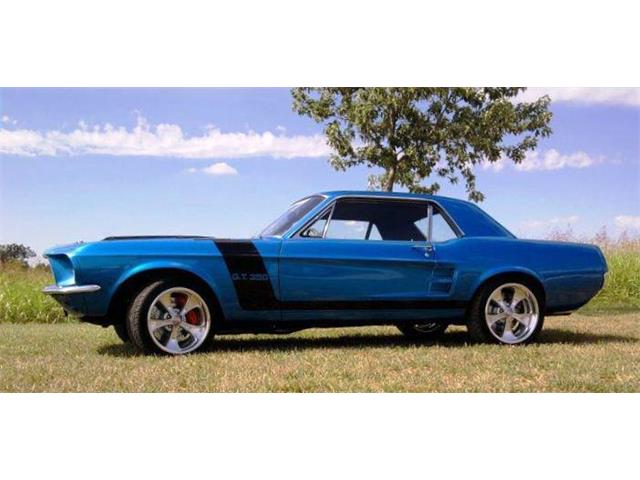 1967 Ford Mustang (CC-1490703) for sale in Bardstown, Kentucky