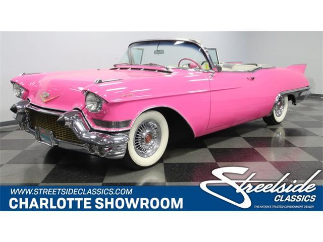 1957 Cadillac Eldorado (CC-1490712) for sale in Concord, North Carolina