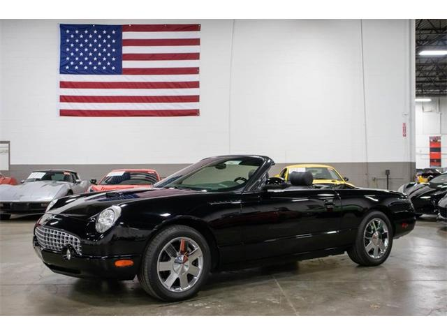 2002 Ford Thunderbird (CC-1490714) for sale in Kentwood, Michigan