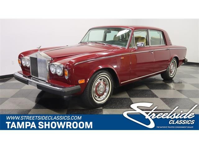 1979 Rolls-Royce Silver Shadow (CC-1490726) for sale in Lutz, Florida