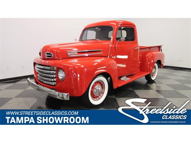 1949 Ford F1 (CC-1490729) for sale in Lutz, Florida