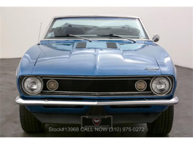 1967 Chevrolet Camaro (CC-1490738) for sale in Beverly Hills, California