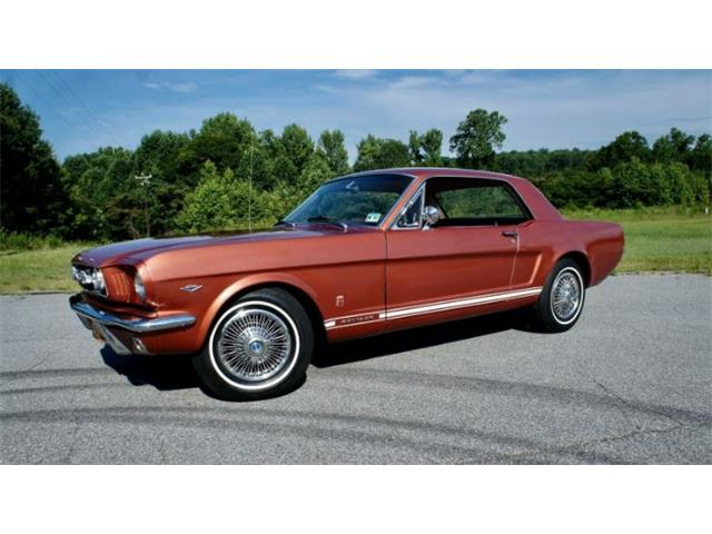 1966 Ford Mustang (CC-1497621) for sale in Cadillac, Michigan