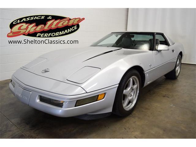 1996 Chevrolet Corvette (CC-1490765) for sale in Mooresville, North Carolina