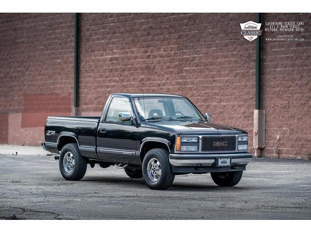 1993 GMC Sierra (CC-1490766) for sale in Milford, Michigan