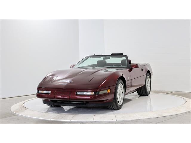 1993 Chevrolet Corvette (CC-1490773) for sale in Springfield, Ohio