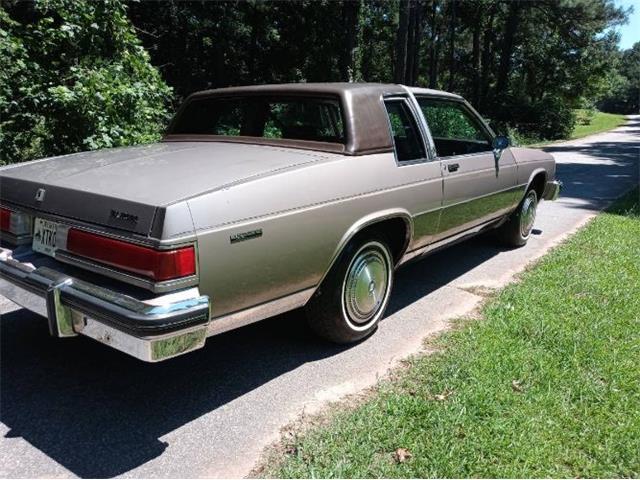 1984 Buick LeSabre (CC-1497792) for sale in Cadillac, Michigan