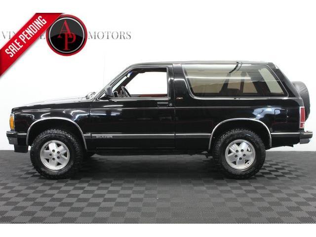 1991 Chevrolet Blazer (CC-1490784) for sale in Statesville, North Carolina