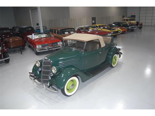1935 Ford Model 48 (CC-1497974) for sale in Rogers, Minnesota