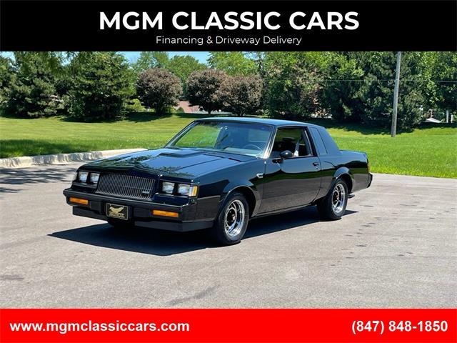 1987 Buick Regal (CC-1490008) for sale in Addison, Illinois