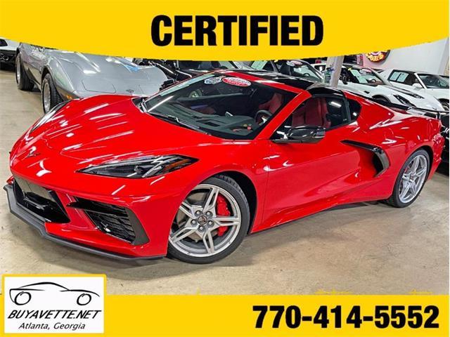 2021 Chevrolet Corvette (CC-1490800) for sale in Atlanta, Georgia