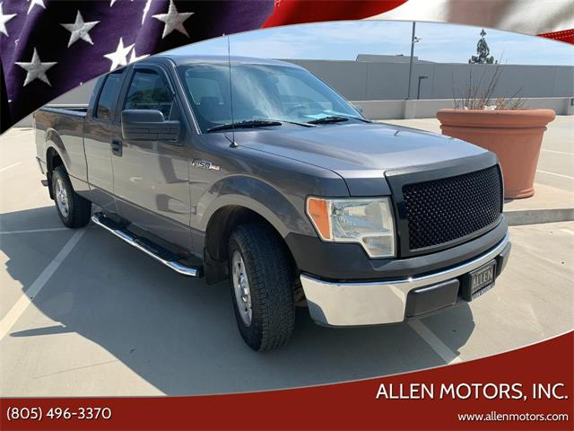 2009 Ford F150 (CC-1490808) for sale in Thousand Oaks, California