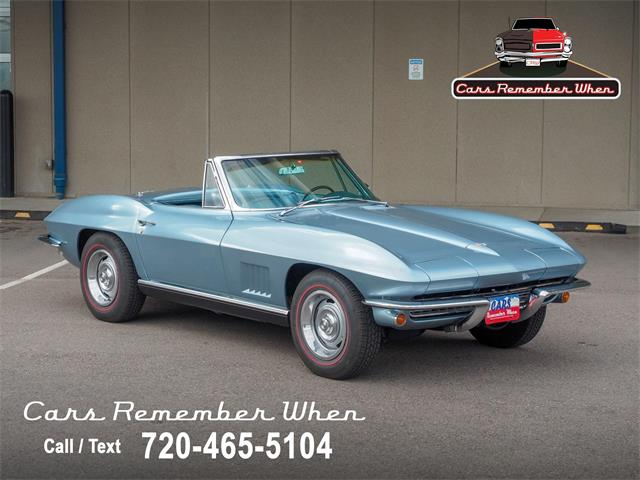 1967 Chevrolet Corvette (CC-1490814) for sale in Englewood, Colorado
