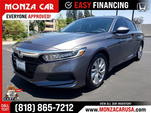 2020 Honda Accord (CC-1490823) for sale in Sherman Oaks, California