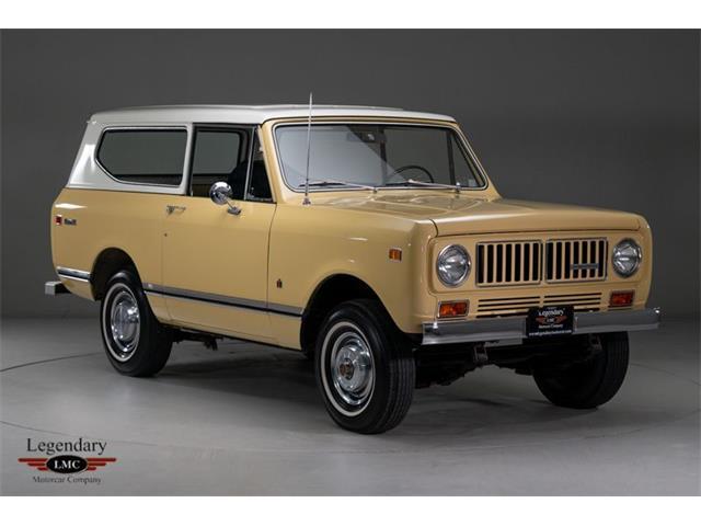 1973 International Scout II (CC-1490834) for sale in Halton Hills, Ontario