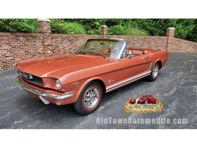 1966 Ford Mustang (CC-1490087) for sale in Huntingtown, Maryland