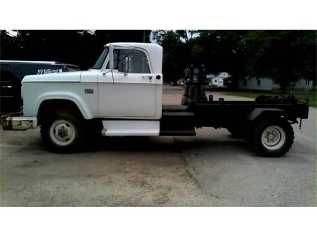 1966 Dodge Power Wagon (CC-1498721) for sale in Cadillac, Michigan