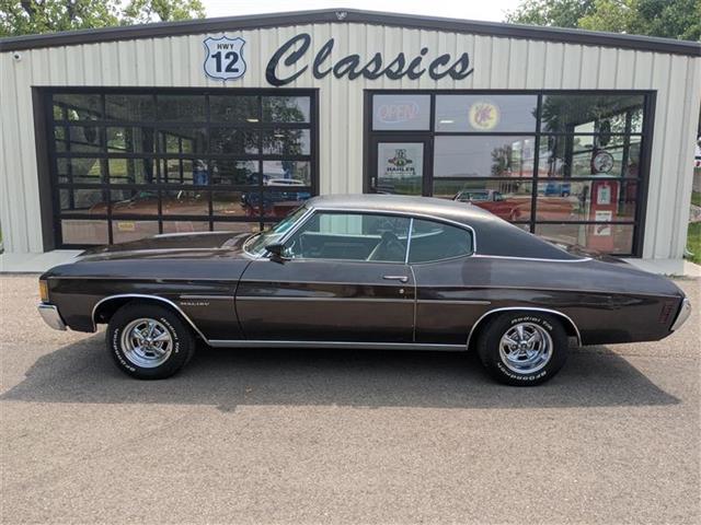 1972 Chevrolet Malibu (CC-1490899) for sale in Webster, South Dakota