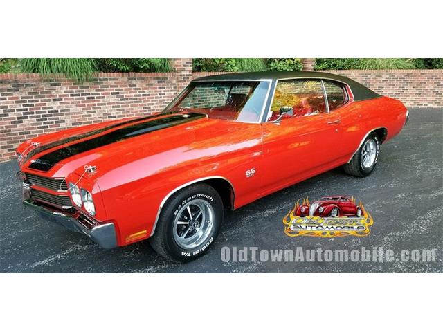 1970 Chevrolet Chevelle (CC-1490090) for sale in Huntingtown, Maryland