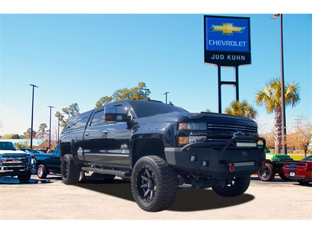 2015 Chevrolet Silverado (CC-1490901) for sale in Little River, South Carolina