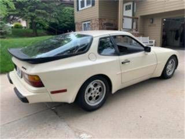 1986 Porsche 944 (CC-1499010) for sale in Cadillac, Michigan