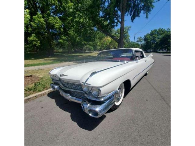 1959 Cadillac Series 62 (CC-1499013) for sale in Cadillac, Michigan