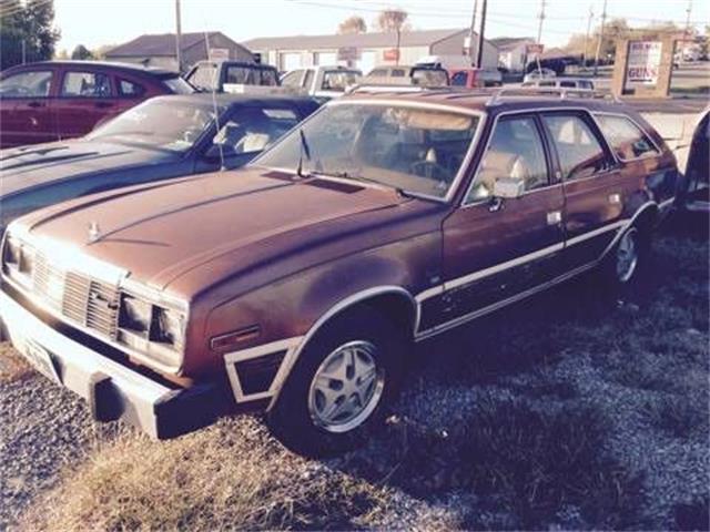 1982 AMC Concord (CC-1499034) for sale in Cadillac, Michigan