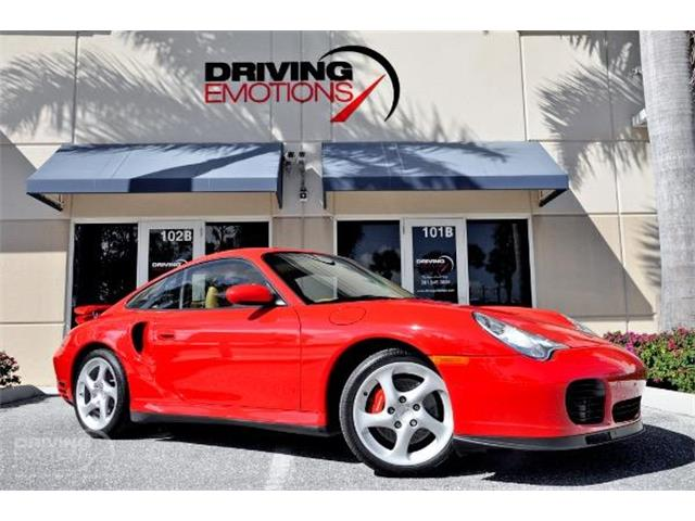 2002 Porsche 911 Turbo (CC-1499129) for sale in West Palm Beach, Florida