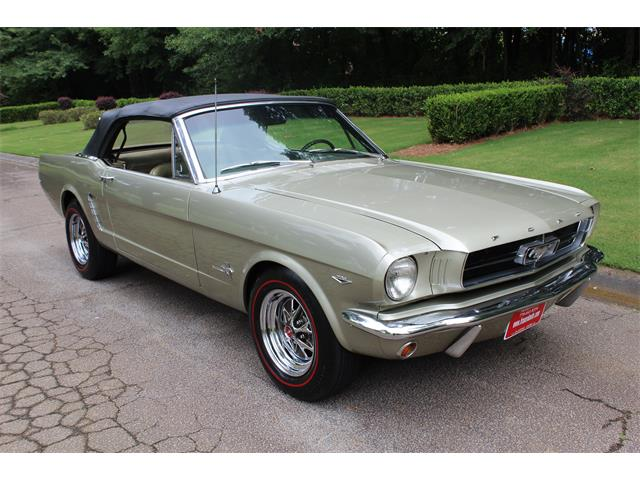 1965 Ford Mustang (CC-1490921) for sale in Roswell, Georgia