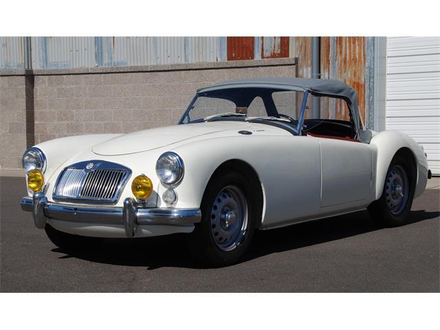 1960 MG MGA (CC-1490927) for sale in Eugene, Oregon